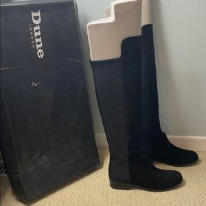 New/dis | DUNE LONDON | over the knee boots